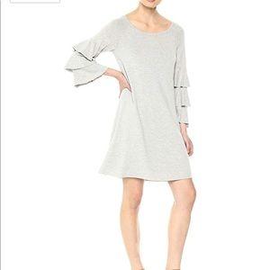 Bailey 44 Dovetail Tiered Sleeve Fleece Dress